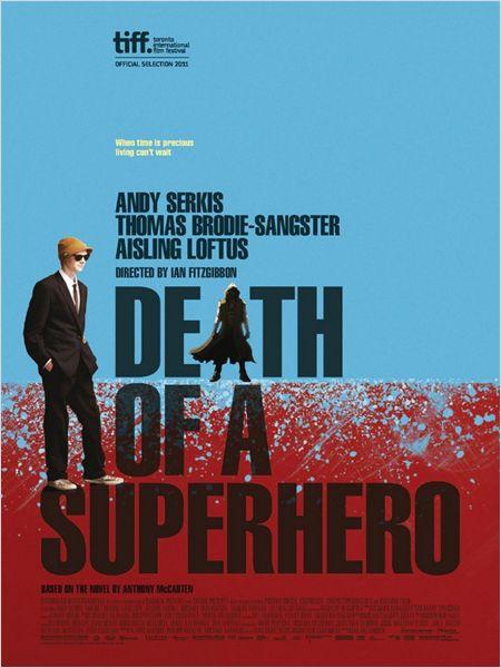 Muerte de un superheroe
