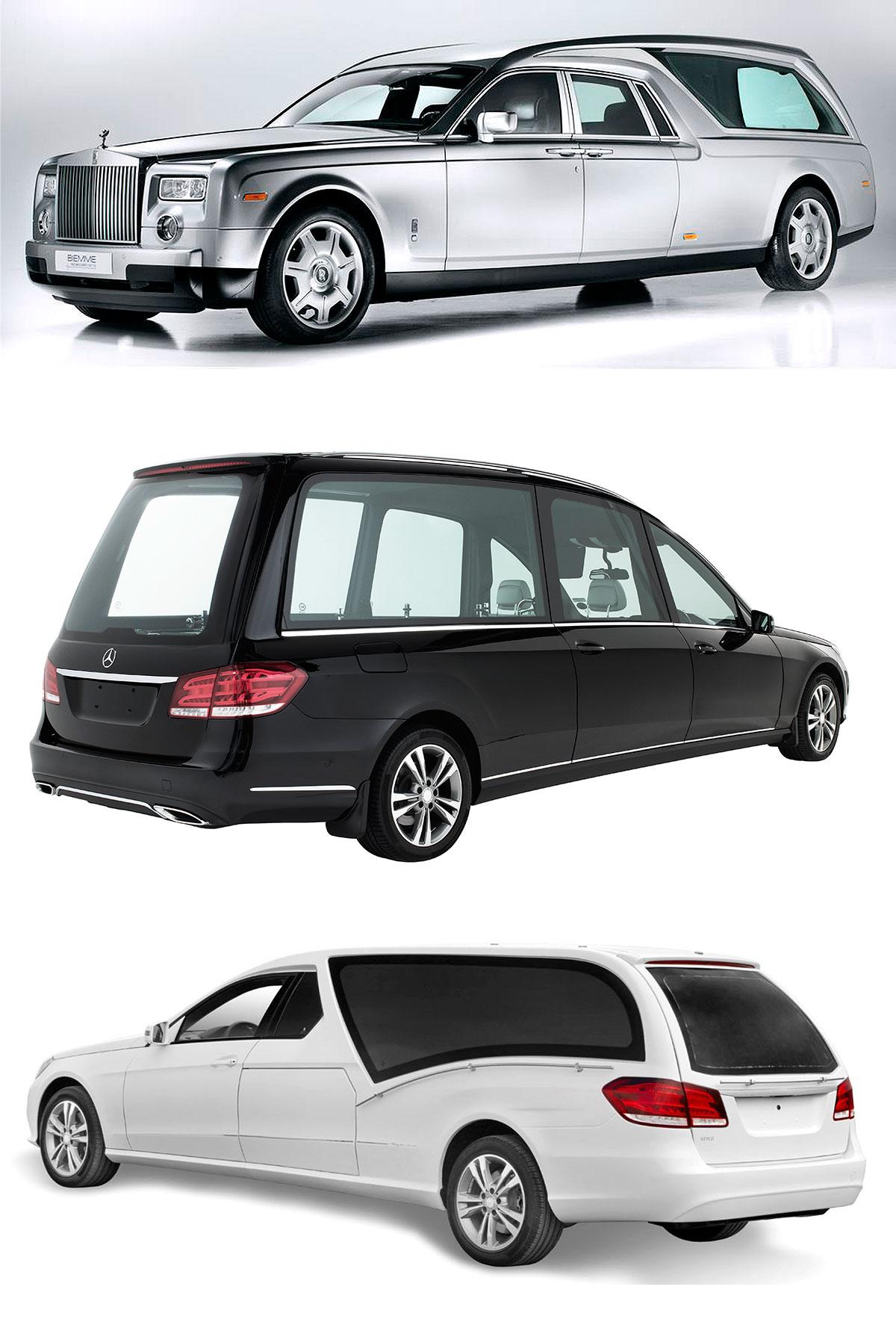 Repensando el vehículo funerario