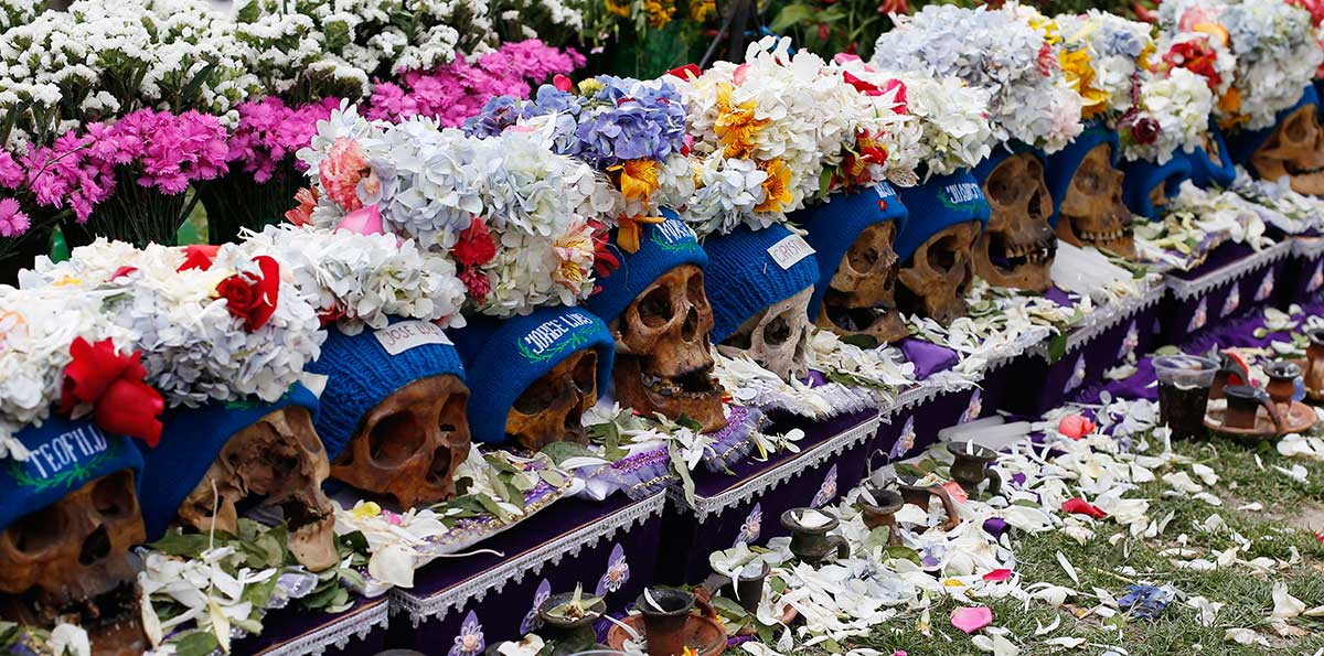 ceremonias funerarias