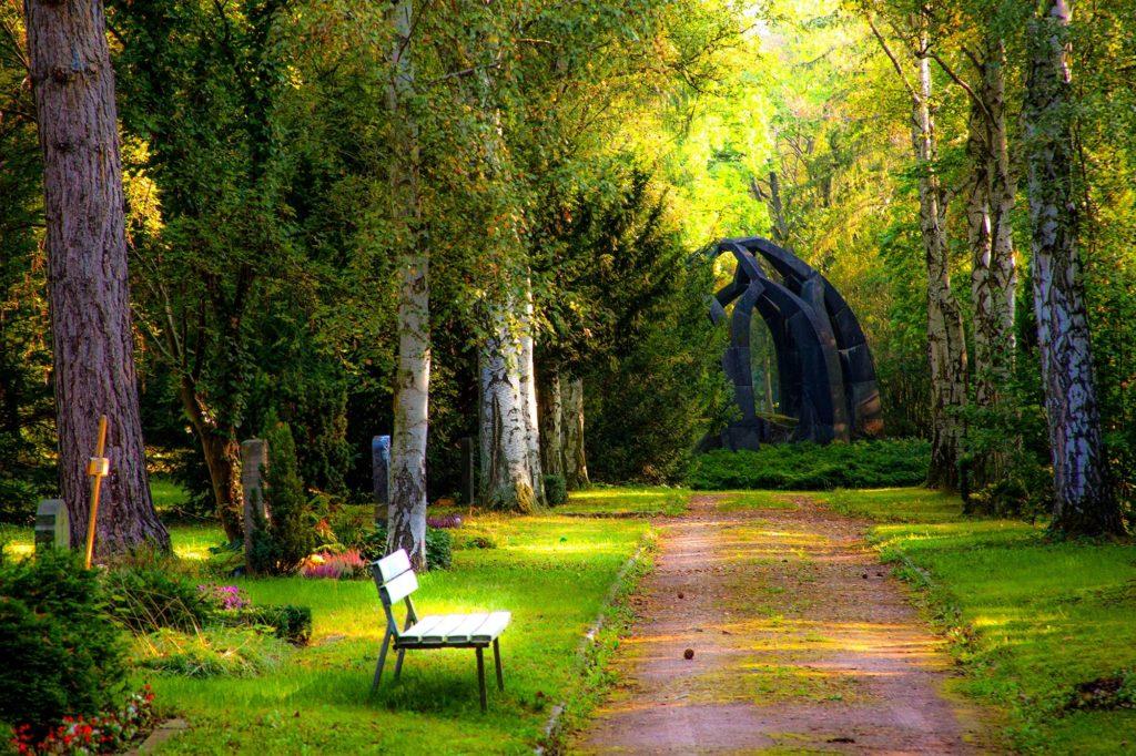 funeral ecológico
